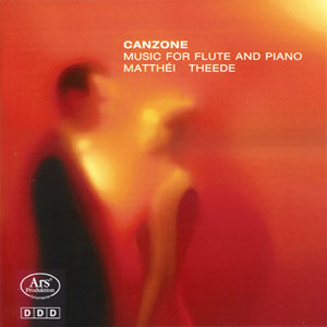 Canzone CD-Cover