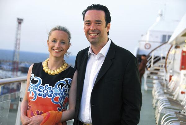 Christina Matthéi, Michael Theede